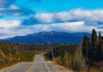 Alcan Thru Great Yukon Territory Outdoors Canada